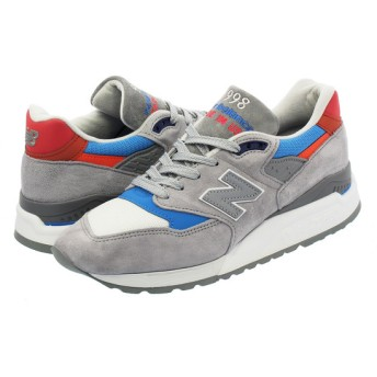 NEW BALANCE M998CNG 【MADE IN U.S.A.】 【Dワイズ】 ニューバランス M 998 CNG GRAY/BLUE