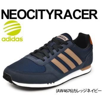 アディダス メンズ シューズ adidas NEO Label ネオシティレーサー ローカット 男性 カジュアル 靴 NeoCityRacer/AW4676