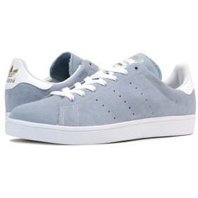 adidas SKATEBORDING STAN SMITH VULC 【adidas skatebording】 アディダス SB スタンスミス バルカ GREY/WHITE