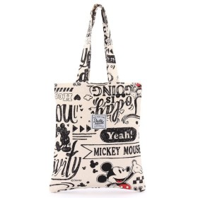 Daily russet / デイリーラシット 【ミッキーマウス】トートバッグ(小)/TOTEBAG