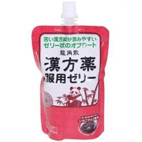 龍角散 漢方薬服用ゼリー いちごチョコ風味 200g