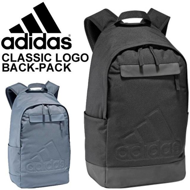 バックパック メンズ レディース/アディダス adidas クラシック ロゴバックパック EMB/スポーツバッグ 22L/DUW62