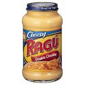 ラグー パスタソース チェダーチーズ 454g