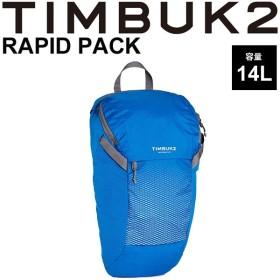バックパック ティンバック2 TIMBUK2 ラピッドパック RAPID PACK OSサイズ 14L/メッセンジャー 自転車 サイクリング 軽量 鞄 正規品/57637345【取寄】