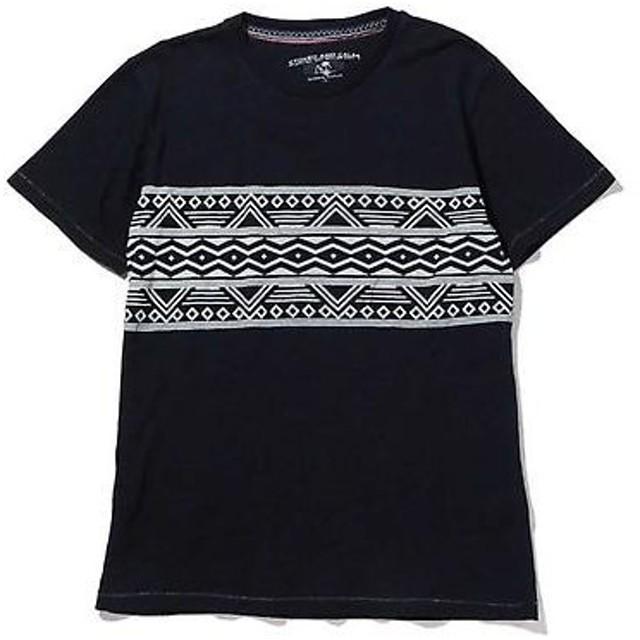 ROSE BUD / ローズ バッド メンズグラフィックプリントTシャツ