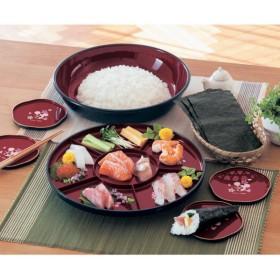 お皿 ディズニー 手巻き寿司用お盆 お皿6点セット