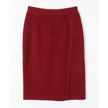 組曲 / クミキョク 【7周年記念WEB限定カラー/セットアップ対応】2wayニット スカート