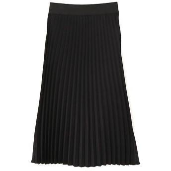 ADORE / アドーア サテンプリーツスカート