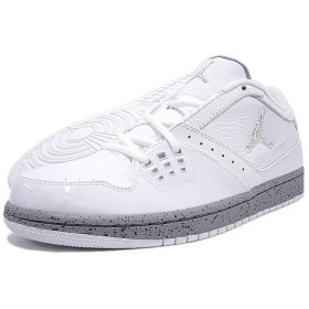size 40 5ddb5 bb9b5 NIKE(ナイキ) AIR JORDAN 1 FLIGHT LOW White Metallic Silver BRAND JORDAN