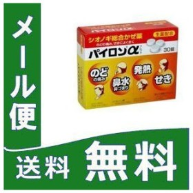 パイロンα 30錠 定形外郵便 【指定第2類医薬品】 tk10