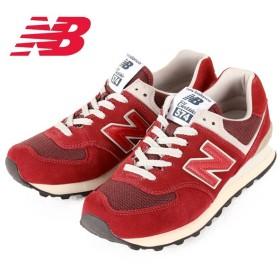 ニューバランス new balance  ML574 FBR BURGANDY バーガンディ  /日本正規品