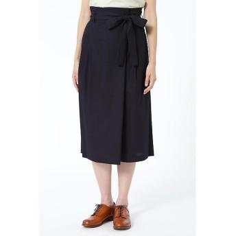 HUMAN WOMAN / ヒューマンウーマン ハイツイストコットン スカート