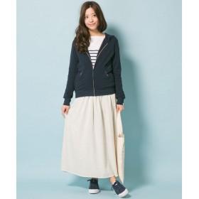 any SiS / エニィスィス anySiS Laube【リバーシブル】コットンレーヨンジャージー スカート