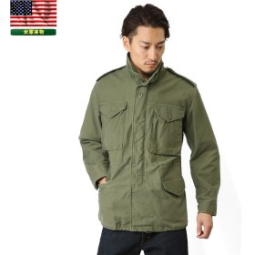 実物 米軍G.I. M-65 フィールドジャケット USED ミリタリージャケット メンズ ミリタリーコート ブルゾン 軍服【クーポン対象外】