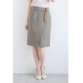 PROPORTION BODY DRESSING / プロポーションボディドレッシング  ラスティックブッチャータイトスカート