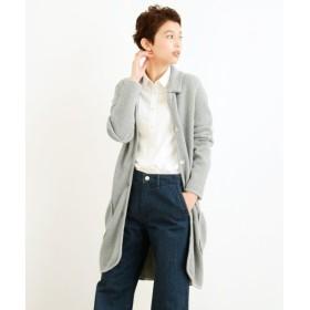 NIMES / ニーム コットン模様編 コーディガン