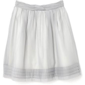 PROPORTION BODY DRESSING / プロポーションボディドレッシング 《EDIT COLOGNE》タックオーガンスカート