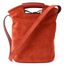HUMAN WOMAN / ヒューマンウーマン スエードバケツ型バッグ