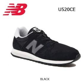 ニューバランス new balance スニーカー U520CE BLACK 【靴】メンズ レディース 日本正規品