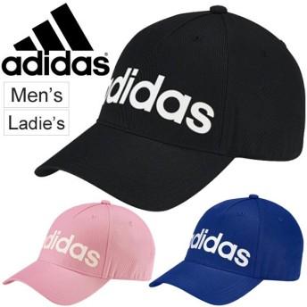 キャップ 帽子 メンズ レディース/アディダス adidas ロゴベースボール/スポーツ カジュアル ストリート/陽射し対策 紫外線対策 アクセサリー/ECH91