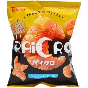 【ケース販売】東ハト パイクロ シュガーバター味 70g×12袋
