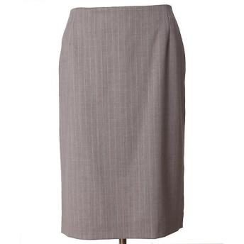 INED / イネド 《INED international》ストライプタイトスカート《Botto Giuseppe》