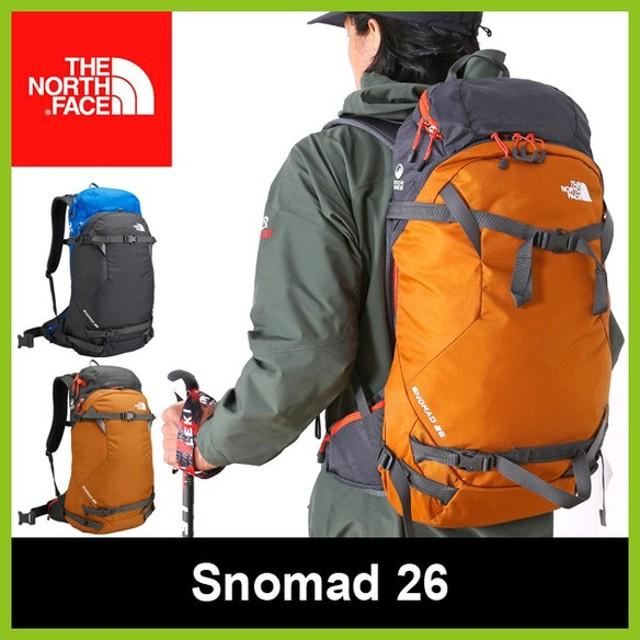 THE NORTH FACE ノースフェイス スノーマッド 26 | 正規品 | バックパック スキー スノーボード 雪山 登山 Snomad 2 フェス