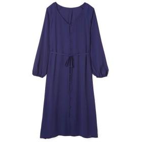 PROPORTION BODY DRESSING / プロポーションボディドレッシング  《BLANCHIC》ジョーゼットガウン