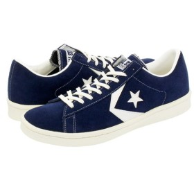 CONVERSE PRO LEATHER SU OX コンバース プロ レザー SU OX NAVY/WHITE