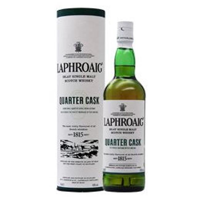 ウイスキー ラフロイグ クォーターカスク(クオーターカスク) 48度 箱付 700ml シングルモルト 洋酒 whisky
