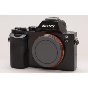 [中古] デジタル一眼カメラα7S ボディ ILCE-7S