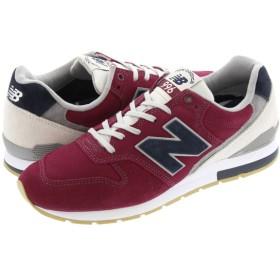 【ビッグ・スモールサイズ】 NEW BALANCE MRL996NB ニューバランス MRL 996 NB BURGUNDY/NAVY/WHITE