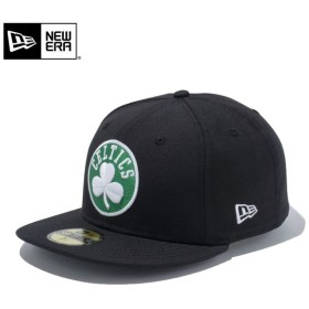 セール20%OFF!【メーカー取次】 NEW ERA ニューエラ 59FIFTY NBA ボストン・セルティックス ブラック 11308689 キャップ ブランド