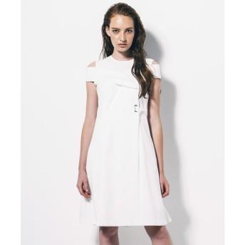 Viaggio Blu / ビアッジョブルー 【3Way】レイヤードオフショルカットドレス