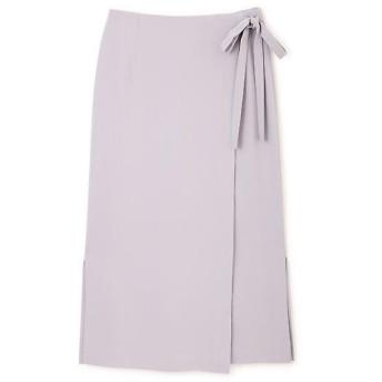 PROPORTION BODY DRESSING / プロポーションボディドレッシング  《BLANCHIC》スリットラップスカート