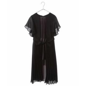 HIROKO BIS / ヒロコビス 【洗える】デザインプリーツドレス