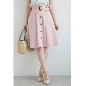 PROPORTION BODY DRESSING / プロポーションボディドレッシング  トレンチフレアースカート