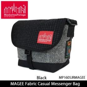 正規品 マンハッタンポーテージ Manhattan Portage ショルダー MAGEE Fabric Casual Messenger Bag MP1605JRMAGEE