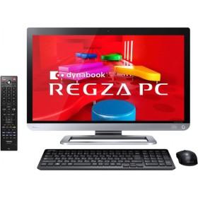 東芝 デスクトップパソコン REGZA PC D833 D833/T9JB PD833T9JBMB [プレシャスブラック] 【取寄せ NCNR】