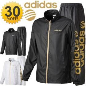 ウインド上下セット・アディダス adidas neo  ビッグロゴ ウインドブレーカー ウインドパンツ/スポーツウェア/DDD56-DDD57