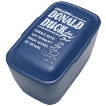 ディズニー ドーム型2段弁当箱 アメリカンヴィンテージ ドナルドダック