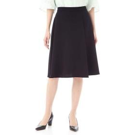 NATURAL BEAUTY / ナチュラルビューティー トリアセバックサテンスカート