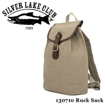 SILVER LAKE CLUB シルバーレイククラブ リュックサック 撥水性 130710