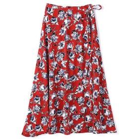 PROPORTION BODY DRESSING / プロポーションボディドレッシング  《EDIT COLONGE》フラワーアシメロングスカート