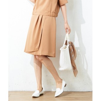 J.PRESS / ジェイプレス 【洗える】シルルージュツイル スカート