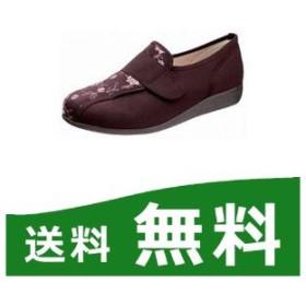 快歩主義 LO52 ブラウン 23.5cm