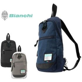 ビアンキ Bianchi ボディバッグ ABCY-02 LUCE  ワンショルダー メンズ [PO10]