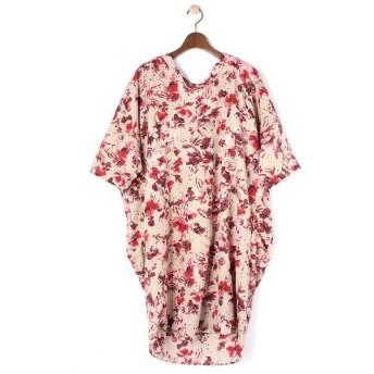 BEARDSLEY / ビアズリー 花柄プリントワンピース