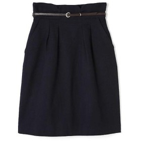 PROPORTION BODY DRESSING / プロポーションボディドレッシング  ベルト付チューリップタイトスカート