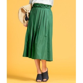 MAYSON GREY / メイソングレイ ウエストスモッキングスカート